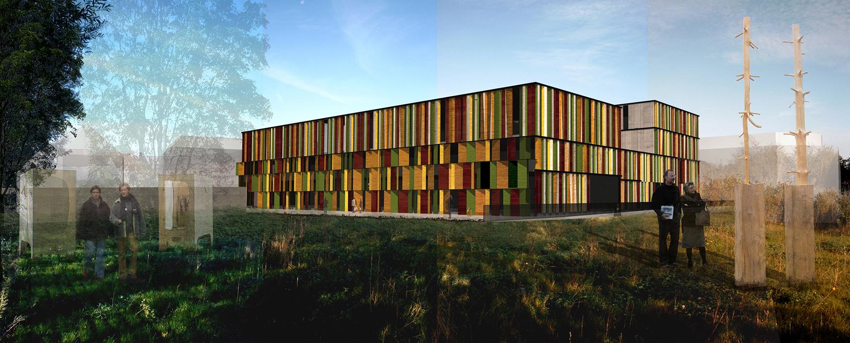 zuidgevel-bibliotheek